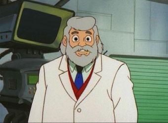 Dr. Light (Ruby-Spears)
