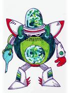 MM8 Aqua Man submission
