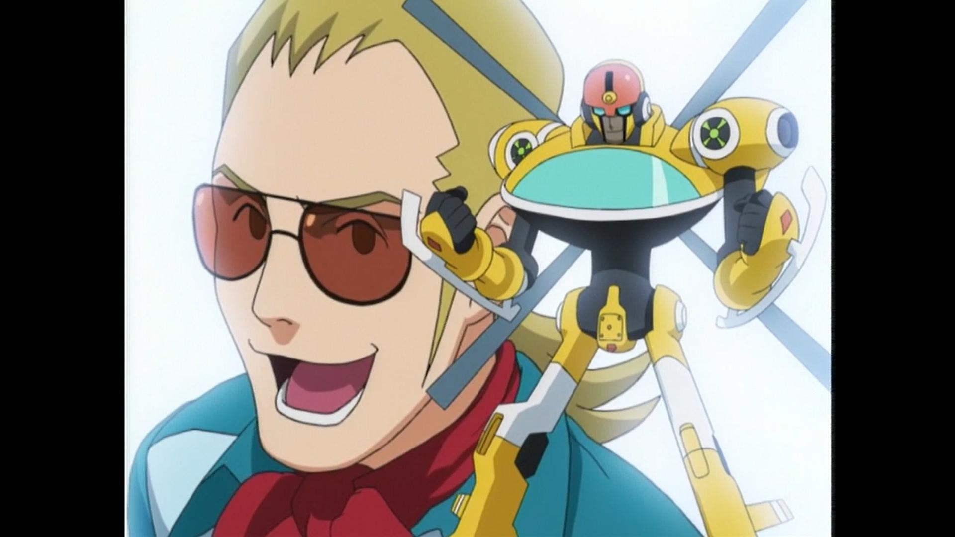 Charlie Airstar (anime)