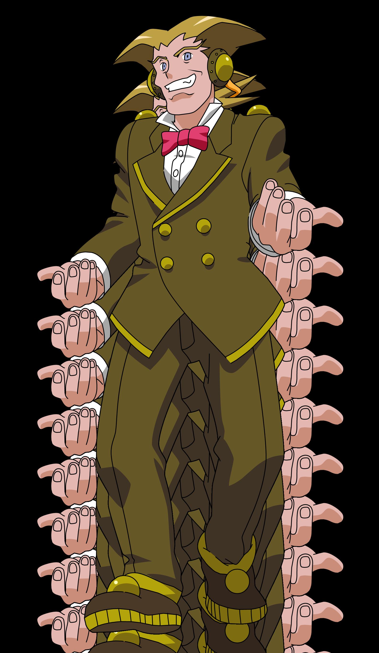 Count Zap (anime)