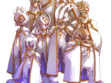 Eight Gentle Judges