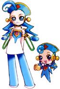 MMZ Cyber-elf Nurse (Blue)