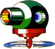 Mm6 cannopeller