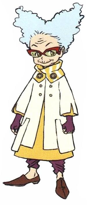 Dr. Goodall