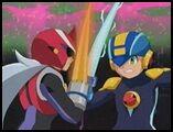 MegaMan VS ProtoMan