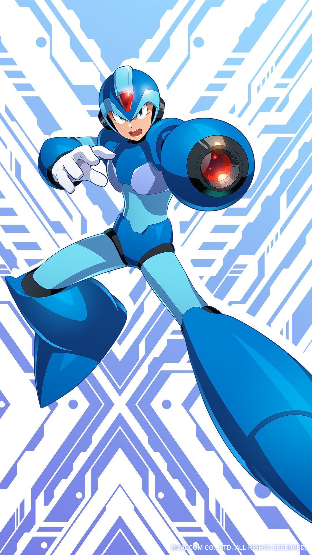 Mega Man X (character)