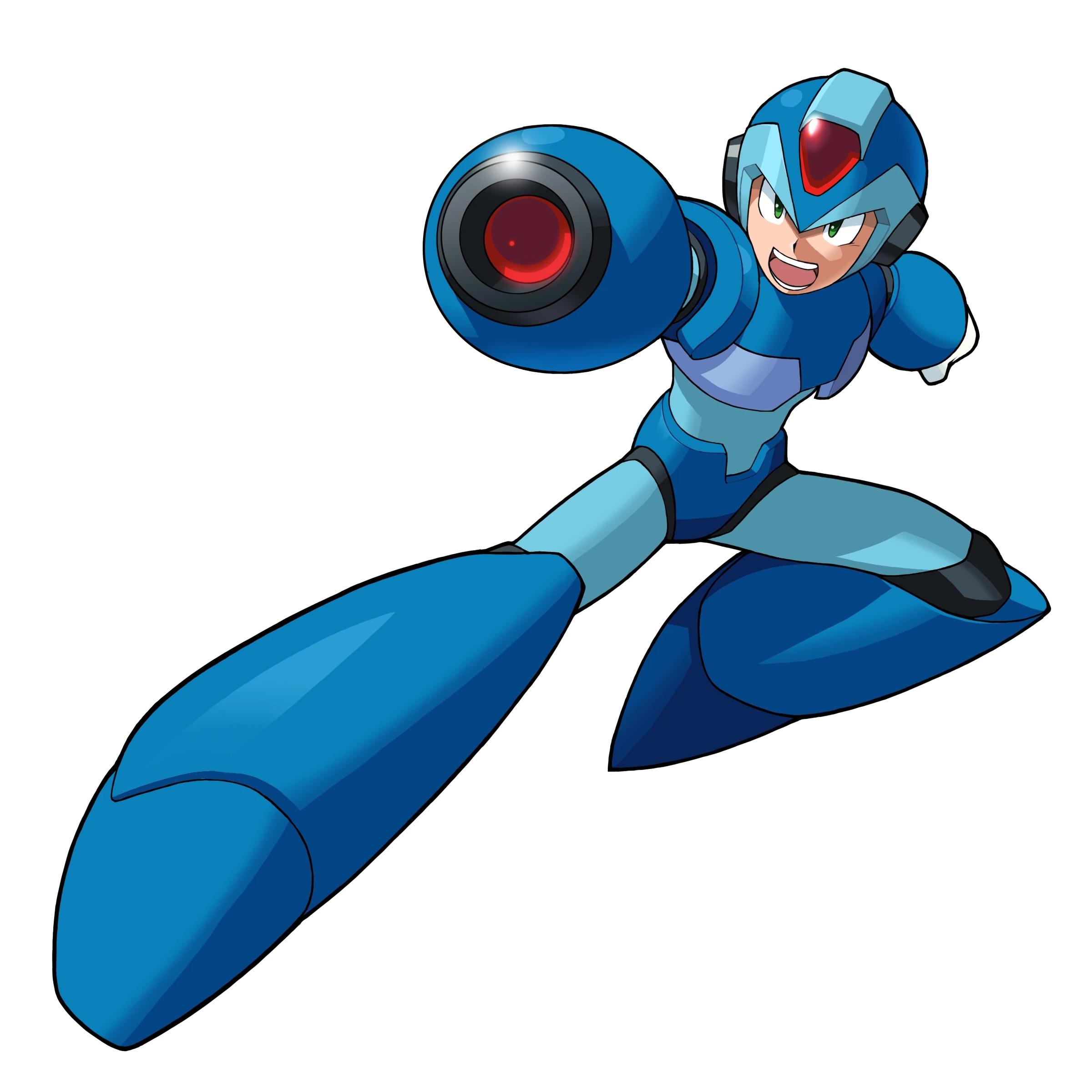 Mega Man X (character)/Maverick Hunter X