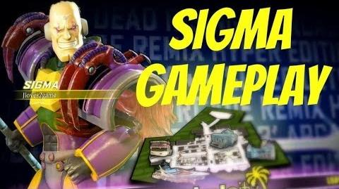 Sigma gameplay - Super Ultra Dead Rising 3 Arcade Remix Hyper Edition Ex Plus Alpha