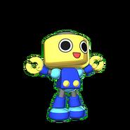 Puzzle Fighter Servbot