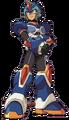 Mega Man X Command Mission - X
