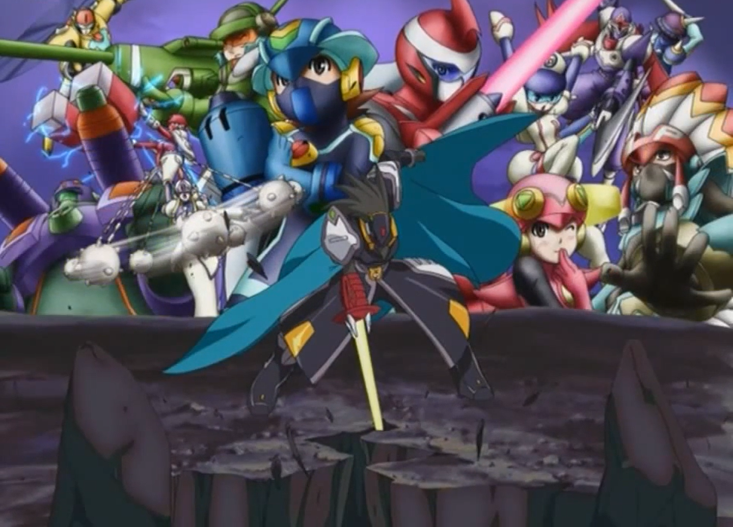 Cross Fusion Members