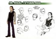 Dr. Regal young concept art