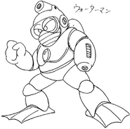 MM2 Water Man (Bubble Man)