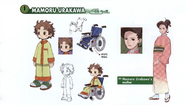 Mamoru concept art