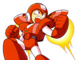 Jet Mega Man