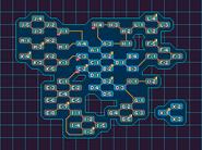 Mega Man ZX map