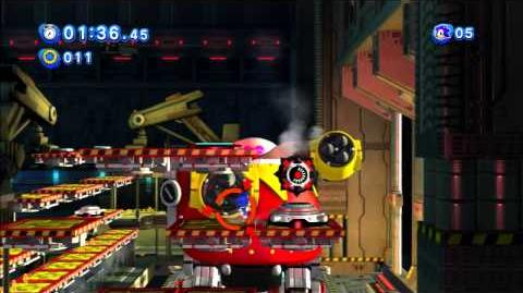 Hard Boss Rush - Sonic Generations