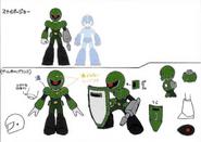 MM11 Sniper Joe concept