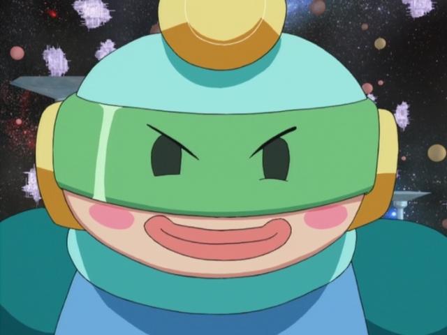 BubbleMan.EXE (anime)