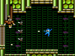 MM9 Hornet Man attack