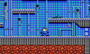 MM-DOS Sonic Man Stage