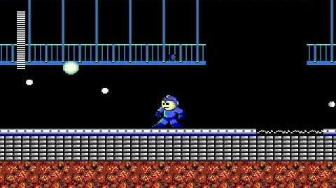Mega Man PC DOS Stage 2 - Sonic Man