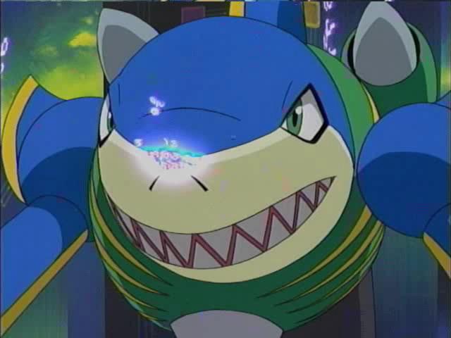 SharkMan.EXE (anime)