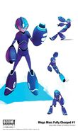 MegaMan FullyCharged 001 CharacterDesign 002 PROMO