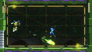 Fuse Man vs Mega Man