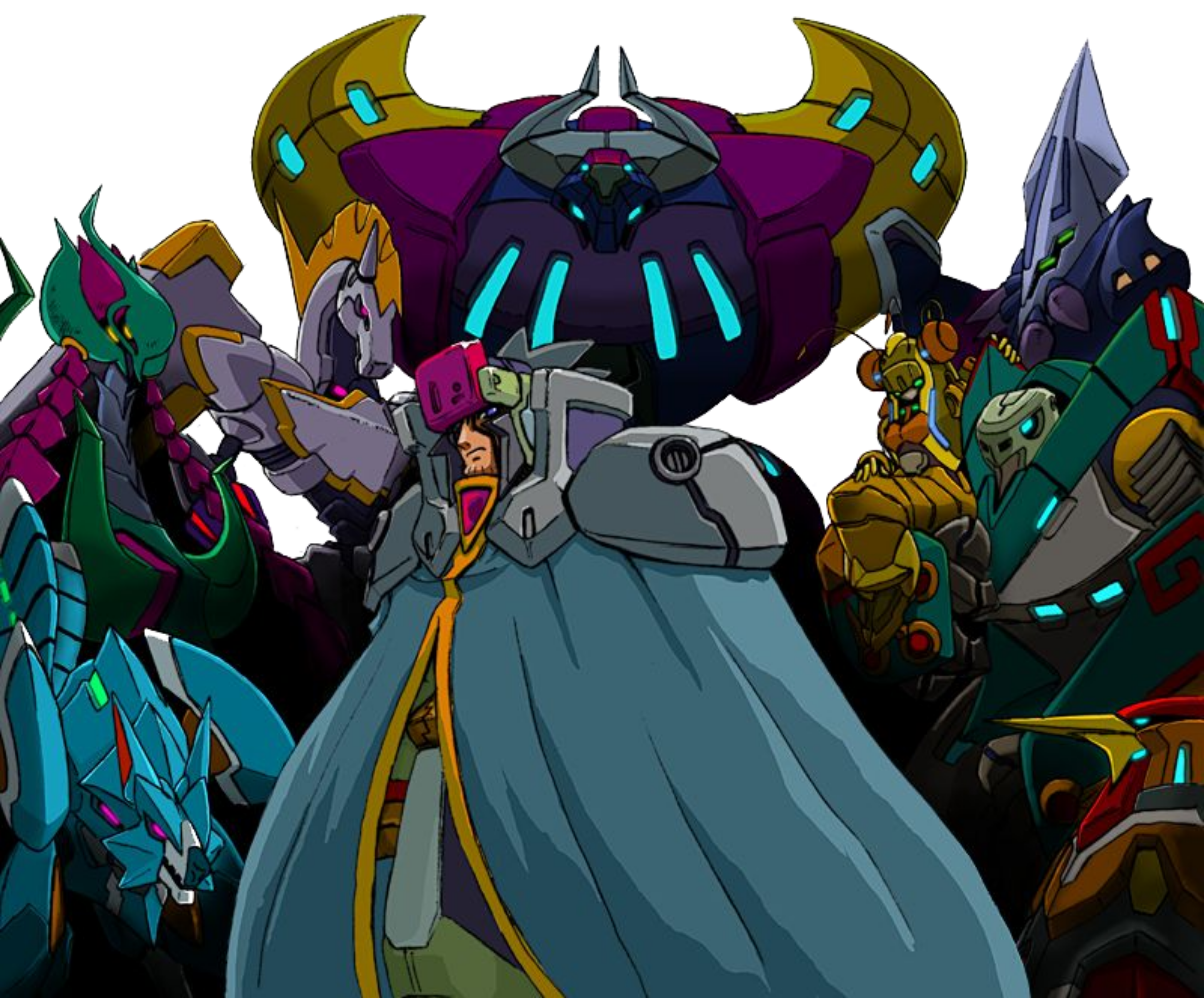 Einherjar Eight Warriors