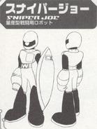 MegamixSniperJoe