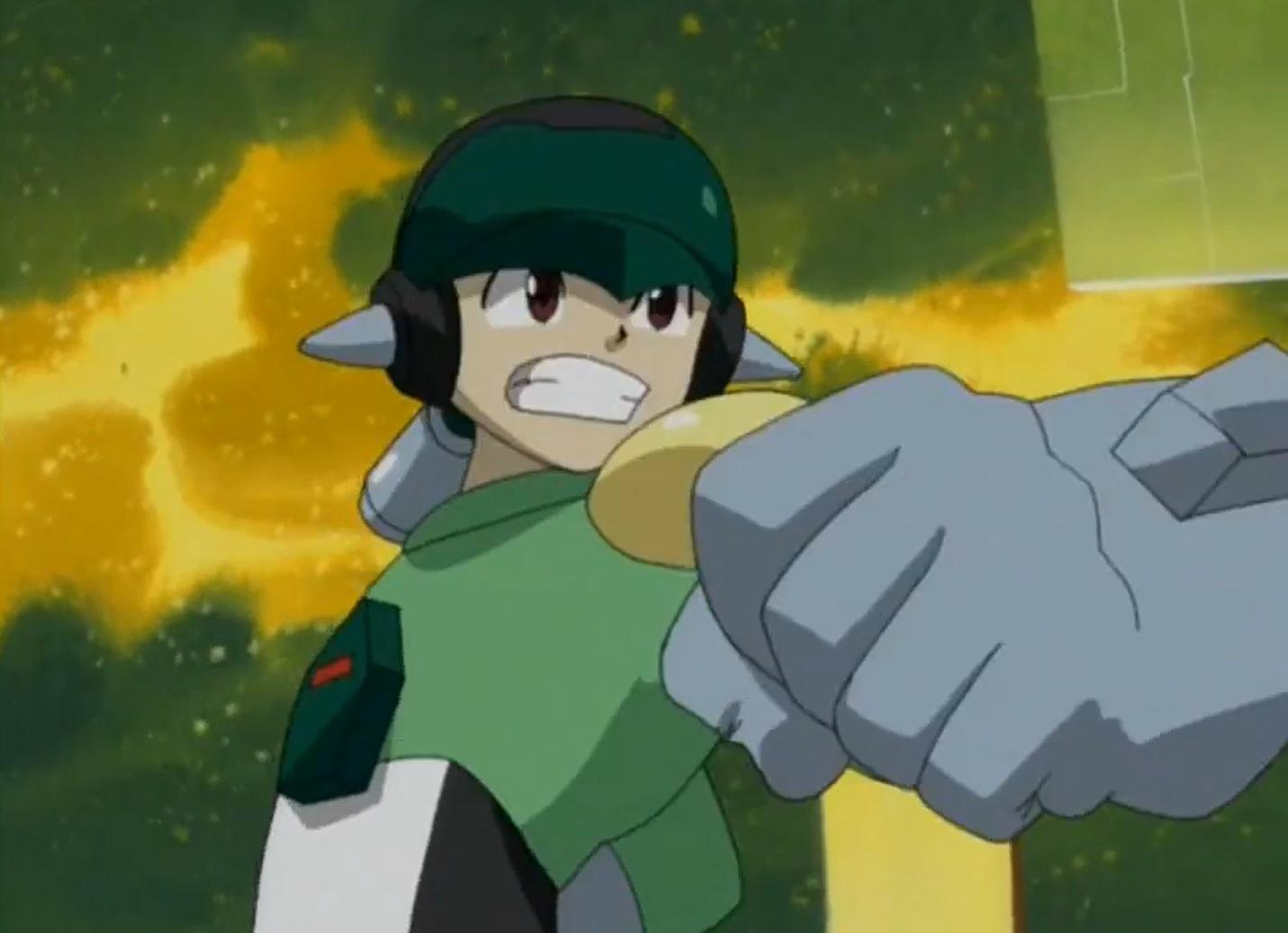 List of MegaMan NT Warrior characters