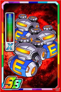 Dragon Poker Sub Tank (Fire) (SS)