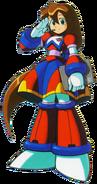 Mega Man Xtreme 2 Iris