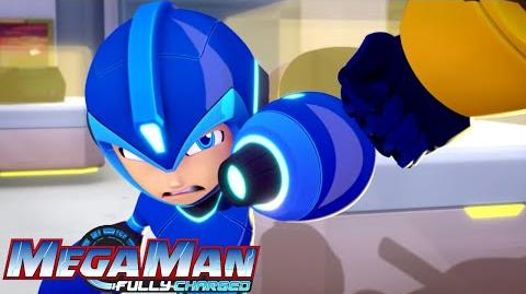 Mega Man Fully Charged Episode 8 Hard Times NEW Episode Trailer