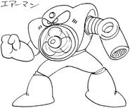 MM2 Air Man concept