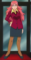 Ms. Madd's Business Suit-Gunmoll outfit