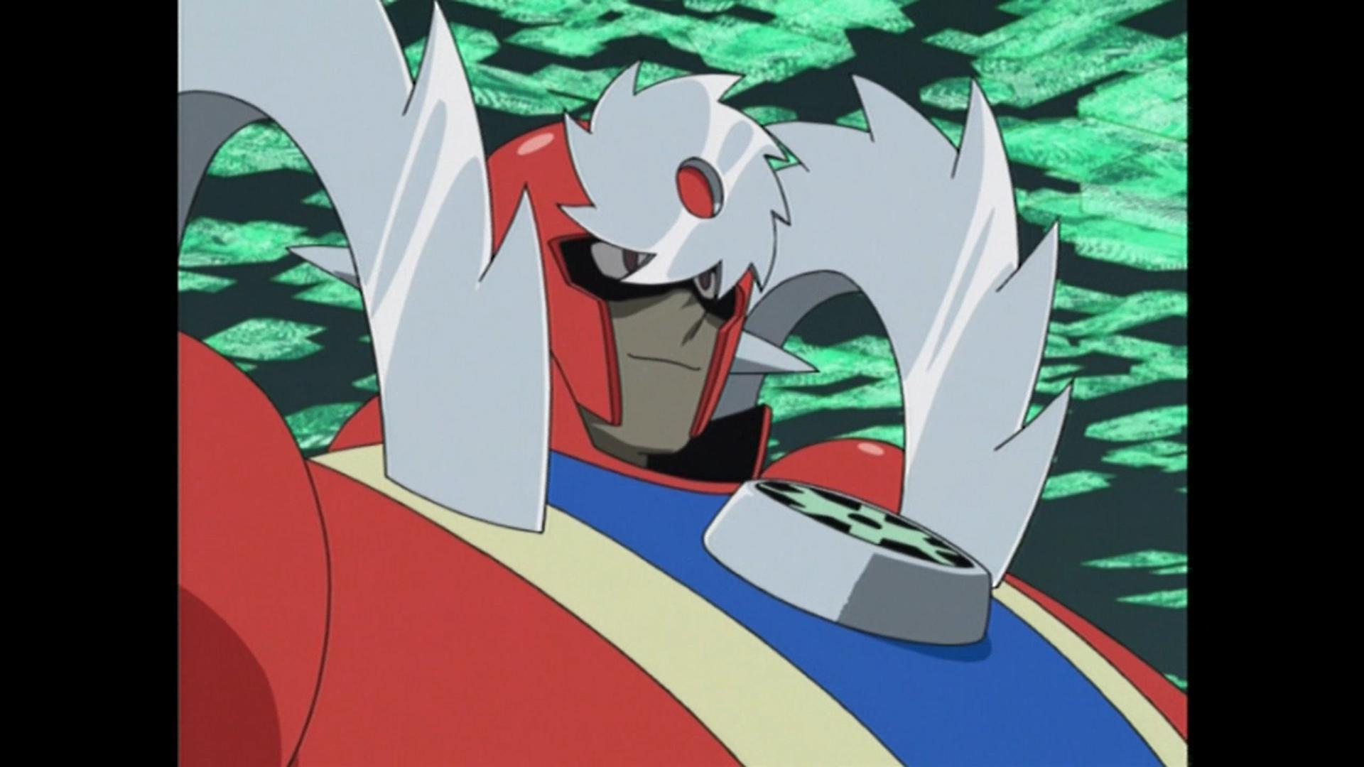 HeavyMetalMan.EXE (anime)