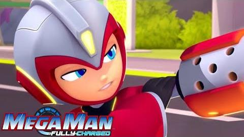 Mega Man Fully Charged Episode 3 Drilling Deep NEW Episode Trailer