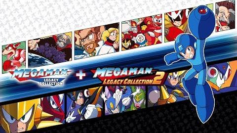 Mega Man Legacy Collection 1+2 Nintendo Switch Launch Trailer