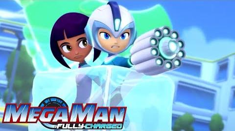 Mega Man Fully Charged Episode 7 Nice on Ice NEW Episode Trailer