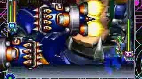 Mega Man X5 Final Boss Battle (PlayStation)