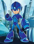 Mega Man Aki Light