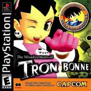 Misadventures Of Tron Bonne boxart