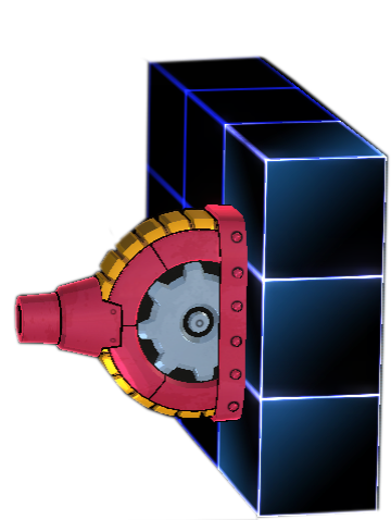 Wall Blaster