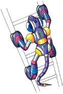 MMX1 Ladder Yadder
