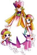 MMZ Cyber-elf Nurse (Pink)