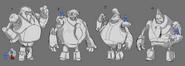 Mega Man Fully Charged Principal 100100 Concept A