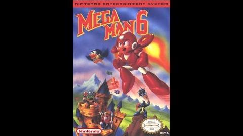 Nes - Mega Man 6 Intro