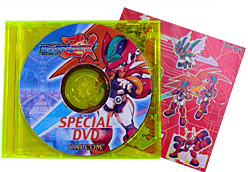 Rockman ZX Special DVD